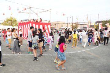 町内会お祭り【出店】