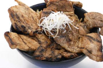 【帯広】豚丼